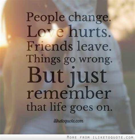 friends change quotes quotesgram