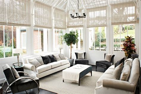 10 modern conservatory furniture ideas