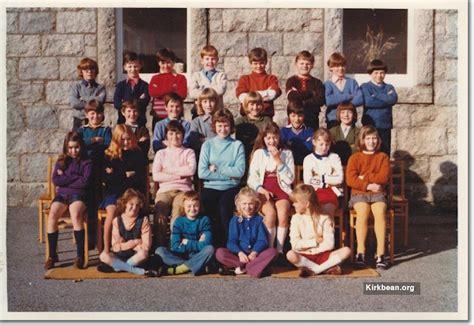 photographs  kirkbean school dumfries  galloway