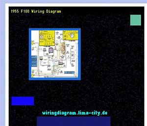 1955 F100 Wiring Diagram  Wiring Diagram 17518