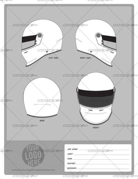 helmet template helmet template pack 1 school of racing graphics