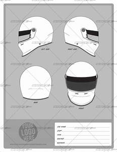 Helmet Template Pack 1