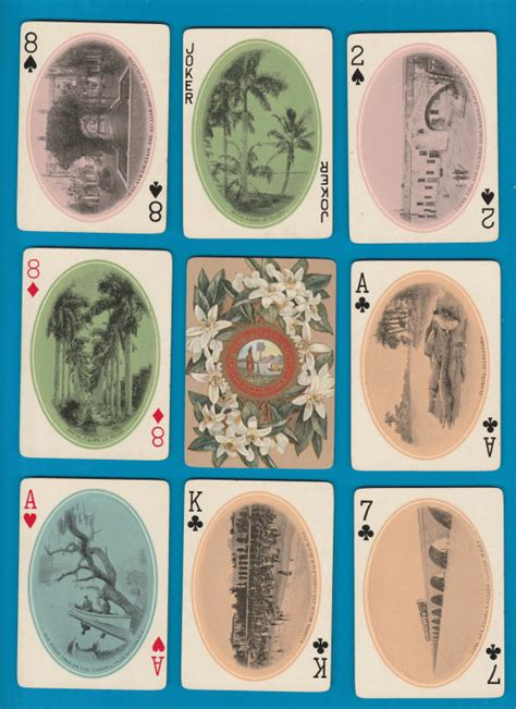 hg images playing cards united states