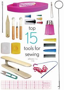 Top Fifteen Tools for Sewing   Blog   Oliver + S