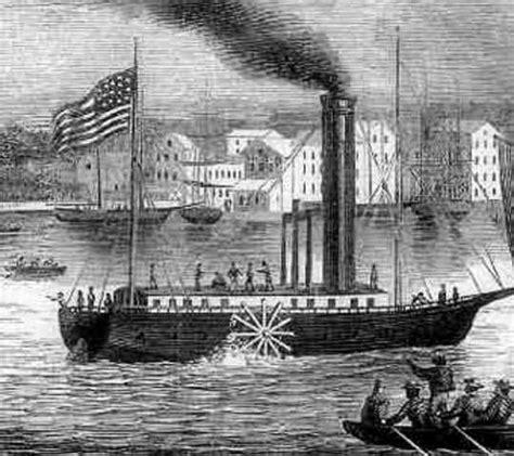 Barco De Vapor Quien La Creo by De La Revoluci 243 N Industrial A La Primera Guerra Mundial