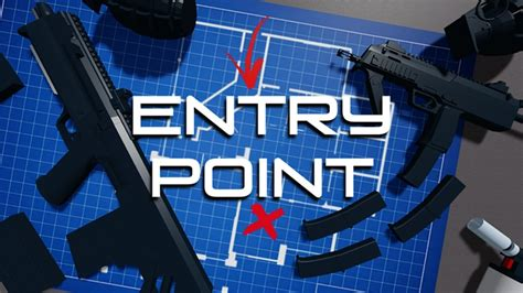 entry point infinite ammo   guns roblox scripts