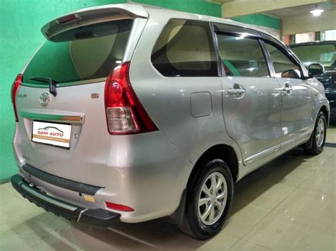 Toyota Allnew Avanza G 1.3 Automatic 2015 - MobilBekas.com