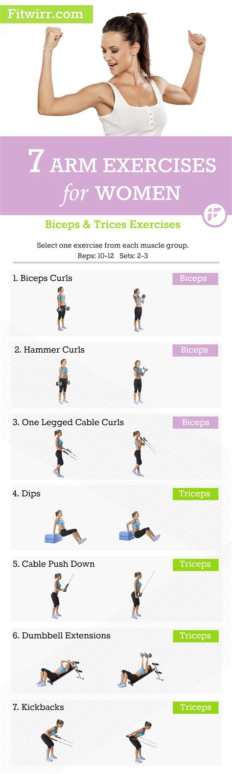 toned arms  incredibly effective arm workouts