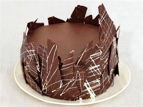 chocolate layer cake recipe ron ben israel food network
