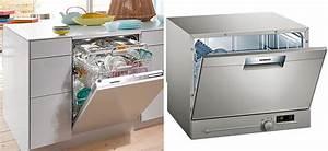 Petit Lave Vaisselle 6 Couverts : lave vaisselle les types de lave vaisselle ~ Farleysfitness.com Idées de Décoration