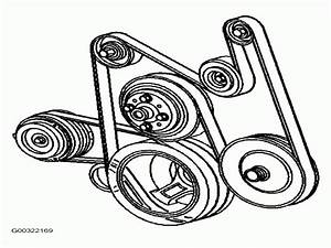 2004 Chevy Impala Serpentine Belt Diagram