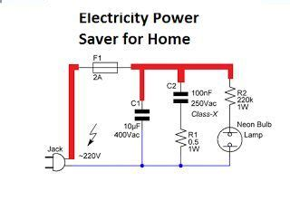 Electricity Power Saver For Home Application