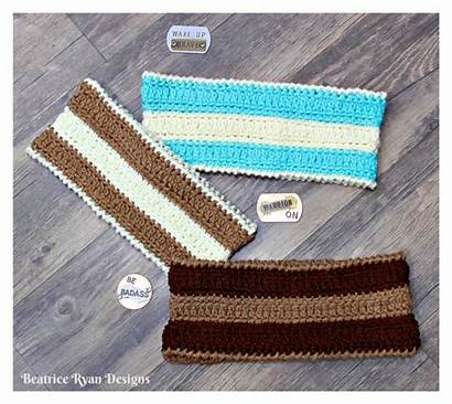 Crochet Hike Headband Beatriceryandesigns Take Pattern