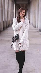 Zara Mein Konto : sweater weather zara pulloverkleid und overknees justmyself ~ Watch28wear.com Haus und Dekorationen