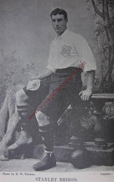 briggs stanley image  tottenham hotspur  vintage