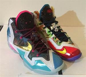 Nike What The LeBron 11 Sample on eBay - SneakerNews.com