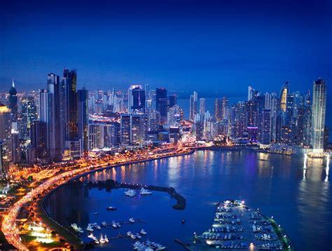 Majestic View of Panama City, Panama - Finance Buddha Blog ...