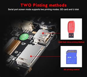 Biqu Tft35 E3 V3 0 Touch Screen  12864 Lcd Display Control