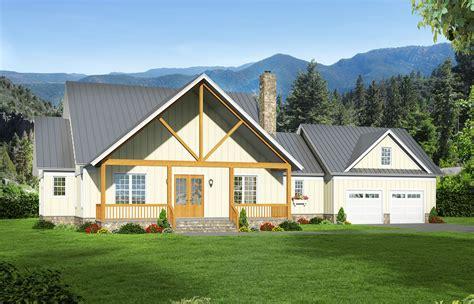 mountain cottage  attached  car garage vr