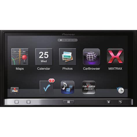 iphone car radio pioneer sph da110 app radio 3 car stereo for iphone 4 4s
