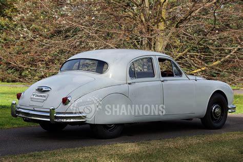 Sold: Jaguar Mk1 2.4 Saloon Auctions - Lot 3 - Shannons