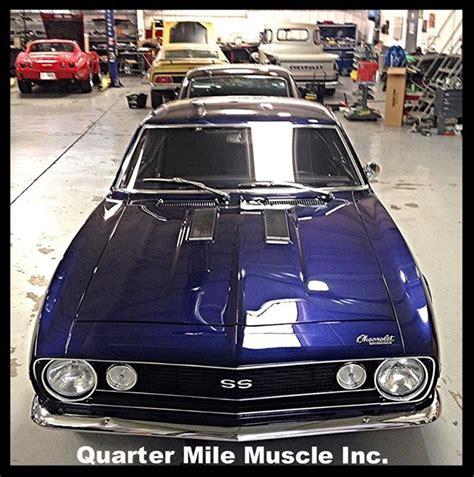 Quarter Mile Muscle Inc.