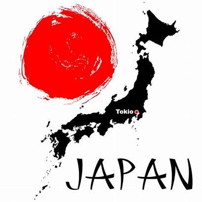Flag Symbols National Emblem Japan Japanese Symbole
