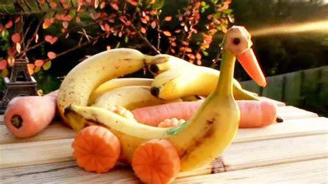 banana art decoration arts  crafts project ideas