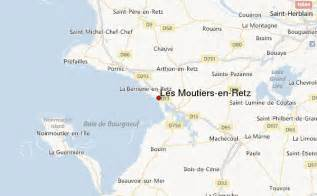 les moutiers en retz weather forecast