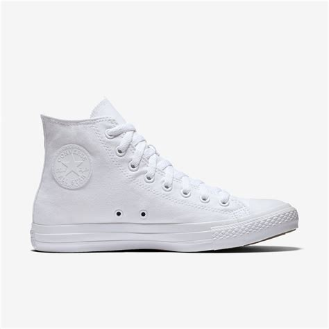 High Top by White High Top Converse Get In Style Now Fashionarrow