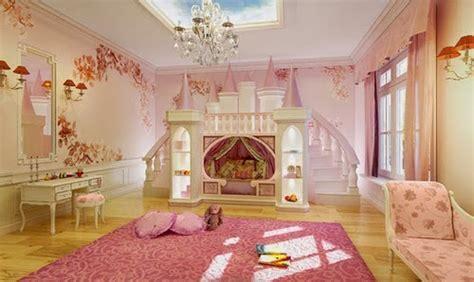 chambre de reve pour fille comme une princesse ma fille se sentira