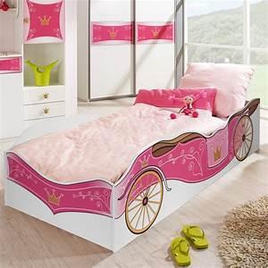 Prinzessin Bett Für Erwachsene : kinderbett prinzessin kutsche rosa jugendbett bett kinderzimmer kinder neu ebay ~ Bigdaddyawards.com Haus und Dekorationen