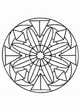 Mandala Coloring Mandalas Easy Simple Pages Geometric Adults Patterns Zen Printable Unique Imprimer Children Colouring Justcolor Drawing Gratuit Plane Sheets sketch template