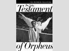 Jean Cocteau's Orphic Trilogy Criterion Collection DVD
