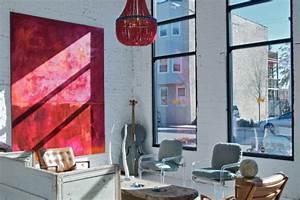 Mur Brique Blanc : 12 id es d co de murs en brique pour votre loft ~ Mglfilm.com Idées de Décoration
