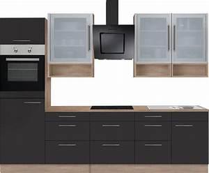 Küchenzeile Ohne Hängeschränke : optifit k chenzeile ohne e ger te aue breite 280 cm ~ Michelbontemps.com Haus und Dekorationen