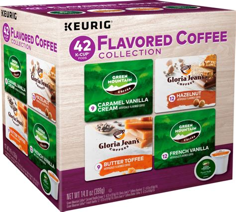 Amazon brand solimo coffee keurig cup review | tightwad tuesday. Keurig - Green Mountain Coffee - Flavored Coffee Collection K-Cup Pods (42-Pack) | Okinus Online ...