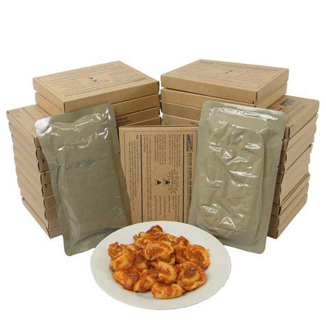 pack cuisine faqs for mres the readyblog