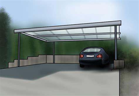 Kleinesautocarport « Garagen Rostock