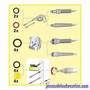 Karcher K6 95 : kit de joints toriques de flexible pour nettoyeur haute pression karcher karcher k m ~ Farleysfitness.com Idées de Décoration