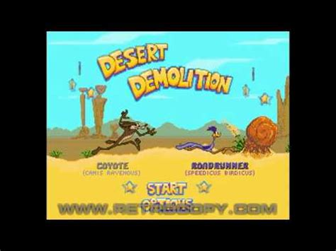 Desert Demolition Starring Road Runner Wile E Coyote desert demolition starring road runner  wile 480 x 360 · jpeg