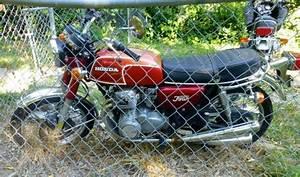 Buy 1973 Honda Cb350f 4 Cylinder 4 Stroke Single On 2040