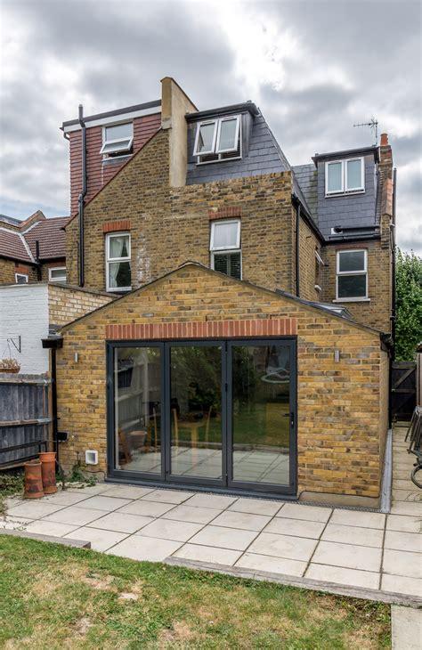 Dormer Roof Extension by Rear L Shaped Mansard Dormer Addition Loft Conversion
