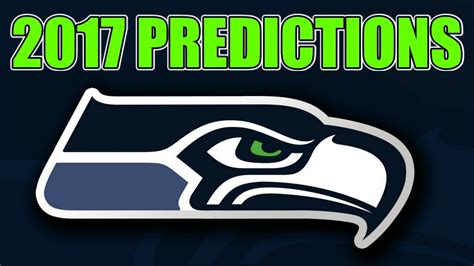 seattle seahawks  record predictions youtube