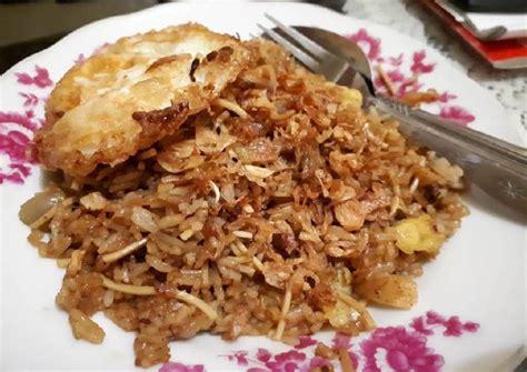 nasi goreng terasi resep nasi goreng terasi oleh v3 vthree cookpad