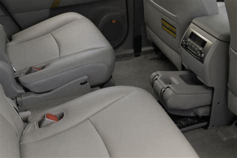lexus second row captains chairs autos post
