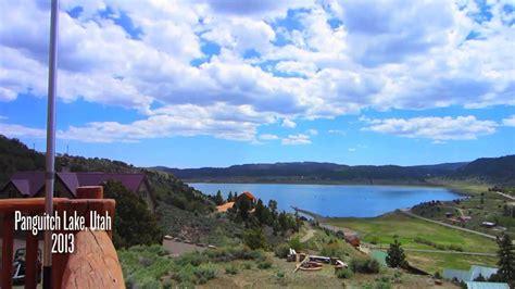Scow Lake Utah by Panguitch Lake Utah Time Lapse 2013