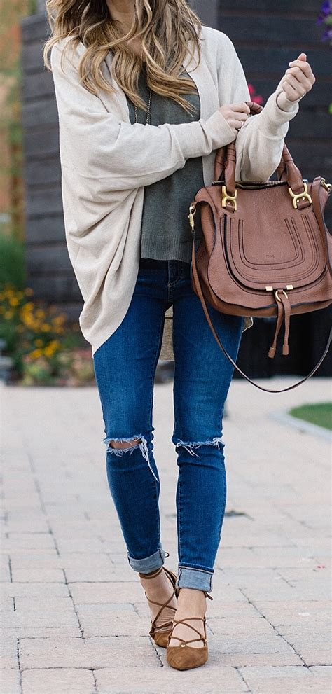 Cute Comfy And Casual Fall Outfit For Everyday Style