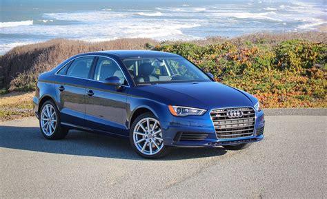 audi  sedan  drive   review car