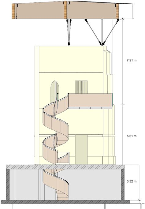 Wendeltreppe Stufenweise Aufwaerts by Die Busmannkapelle